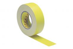3M 399 Textilní páska pro porézní povrchy, žlutá, 44 mm x 50 m