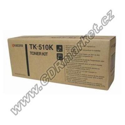 Kyocera Mita TK-510K čierný (black) originálny toner
