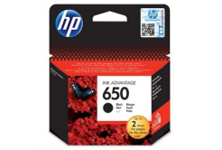 HP 650 CZ101AE čierna (black) originálna cartridge
