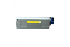 OKI 43865721 žltý (yellow) kompatibilný toner