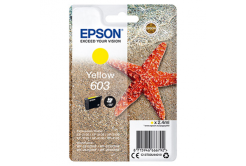 Epson originálna cartridge C13T03U44010, yellow, 2.4ml, Epson Expression Home XP-2100, 2105, 3100, 3105 WF-2310