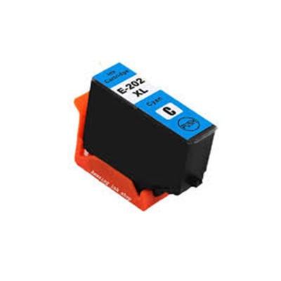 Epson 202XL T02H2 azúrova (cyan) kompatibilna cartridge