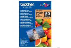 BROTHER Paper BP-71 foto lesklý 10x15/50ks