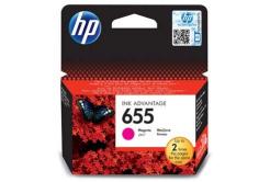 HP 655 CZ111AE purpurová (magenta) originálna cartridge