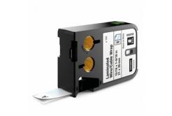Dymo XTL 1868705, 21mm x 39mm, 150ks, čierna tlač/biely podklad, laminované originální štítky