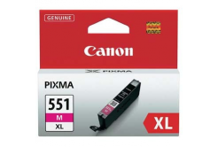 Canon CLI-551XLM purpurová (magenta) originálna cartridge