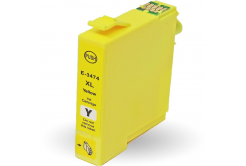 Epson T3474 žltá (yellow) kompatibilna cartridge