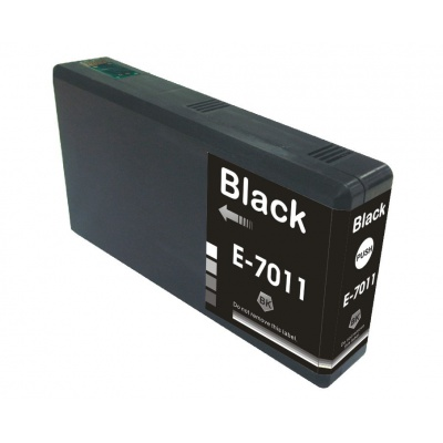 Epson T7011 čienra (black) kompatibilná cartridge