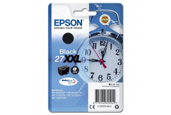 Epson originálna cartridge C13T27914012, 27XXL, black, 34,1ml, Epson WF-3620, 3640, 7110, 7610, 7620