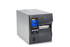 "Zebra ZT411 ZT41146-T0E0000Z tlačiareň etikiet, priemyselná 4"" tiskárna(300 dpi), peeler, rewinder, disp. (colour), RTC, EPL, ZPL, ZPLII, USB, RS232, BT, LAN"