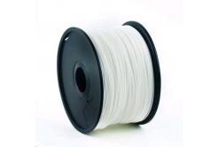Gembird 3DP-ABS1.75-01-W tlačová struna (filament) ABS, 1,75mm, 1kg, biela