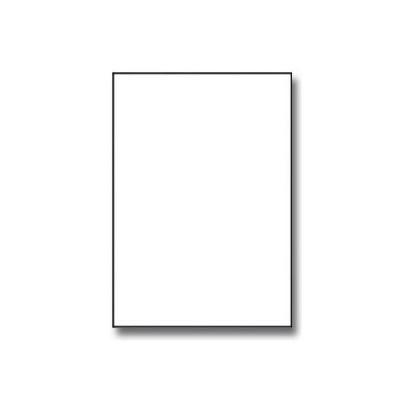 Samolepiace etikety 210 x 297 mm, 1 etiketa, A4, 100 listov