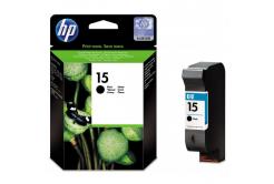 HP originálna cartridge C6615DE, HP 15, black, 500 str., 25ml, HP DeskJet 810, 840, 843c, PSC-750, 950, OJ-V40
