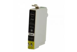 Epson T0711 čierna (black) kompatibilná cartridge