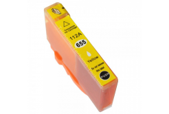 HP 655XL CZ112A žltá (yellow) kompatibilná cartridge