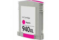 HP 940XL C4908A purpurová (magenta) kompatibilna cartridge