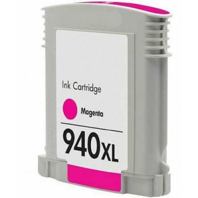 HP 940XL C4908A purpurová (magenta) kompatibilna cartridge