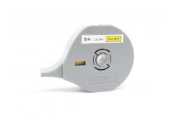 Samolepiaca páska Biovin LS-12Y, 12mm x 8m, žltá