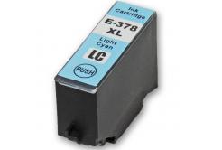 Epson 378XL T3795 světle azurová (light cyan) kompatibilní cartridge