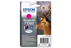 Epson originálna cartridge C13T13034012, T1303, magenta, 765 str., 10,1ml, Epson Stylus Office BX320FW