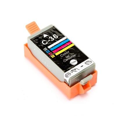 Canon CLI-36C farebná (color) kompatibilná cartridge