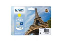 Epson T70244010 žltá (yellow) originálna cartridge