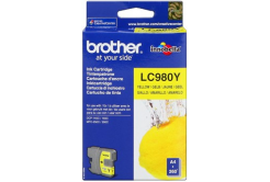 Brother LC-980Y žltá (yellow) originálna cartridge