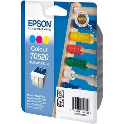 Epson T052040 farebná (color) originálna cartridge
