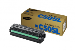 HP SU035A / Samsung CLT-C505L azúrový (cyan) originálny toner