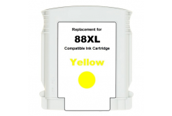 HP č.88XL C9393A žltá (yellow) kompatibilna cartridge