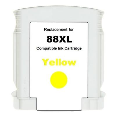 HP 88XL C9393A žltá (yellow) kompatibilna cartridge