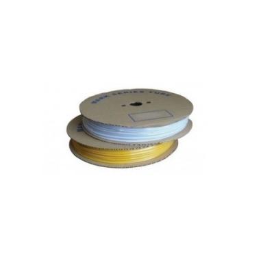 Popisovací hvězdicová PVC bužírka S25, vnitřní průměr 2,5mm / průřez 0,75mm2, bílá, 100m