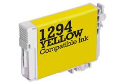 Epson T1294 žltá (yellow) kompatibilná cartridge