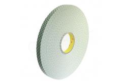 3M 4032 Pěnová oboustranně lepicí páska, tl. 0,8 mm, 12 mm x 3 m