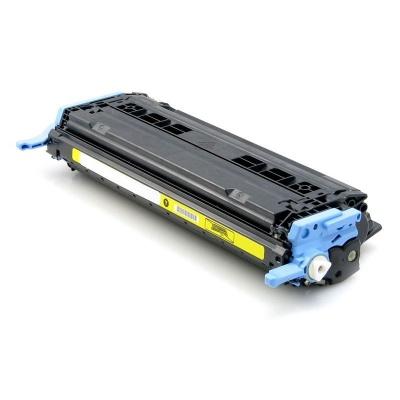 HP 124A Q6002A žltý (yellow) kompatibilný toner