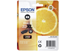 Epson T33614012, T33XL foto čierna (photo black) originálna cartridge