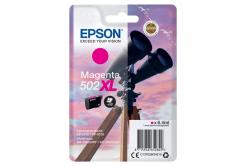 Epson 502XL T02W340 purpurová (magenta) originálna cartridge