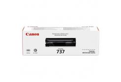 Canon CRG-737 9435B002 čierný (black) originálny toner