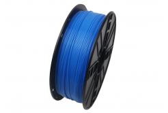 Gembird 3DP-ABS1.75-01-FB tisková struna (filament) ABS, 1,75mm, 1kg, fluorescenčná, modrá