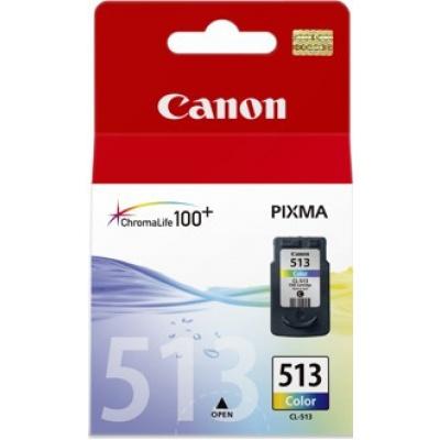Canon CL-513 farebná (color) originálna cartridge