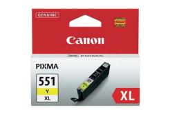 Canon CLI-551XLY žltá (yellow) originálna cartridge