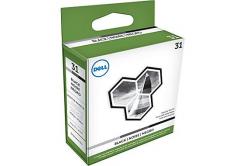 Dell 592-11807, 37VJ4 čierna (black) originálna cartridge