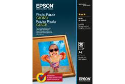 Epson Photo Paper, lesklý bílý foto papír, A4, 200 g/m2, 20 ks, C13S042538
