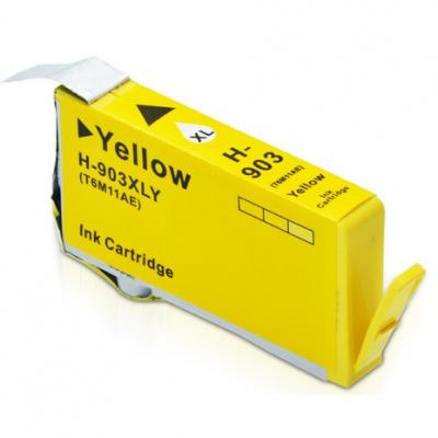 HP 903XL T6M11AE žltá (yellow) kompatibilna cartridge