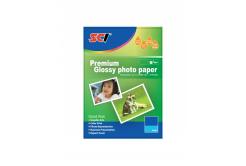 SCI GPP-260 Glossy Inkjet Photo Paper, 260g, 10x15cm, 20 listů, lesklý fotopapír