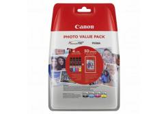 Canon originálna cartridge 6443B006, CLI-551XL C/M/Y/BK Photo Value Pack, CMYK, blistr, Canon Pixma iP7250,iP8750,iX6850,MG5450,MG5550,M