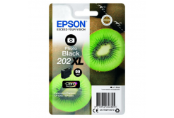 Epson 202XL C13T02H14010 foto čierna (photo black) originálna cartridge