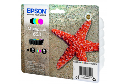Epson originálna cartridge C13T03U64010, CMYK, 1x3.4ml + 3x2.4ml, Epson Expression Home XP-2100, 2105, 3100, 3105 WF-2310