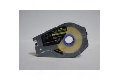 Zmršťovacia bužírka pre Canon / Partex 3476A084, 2:1, 6,4mm x 5m, žltá