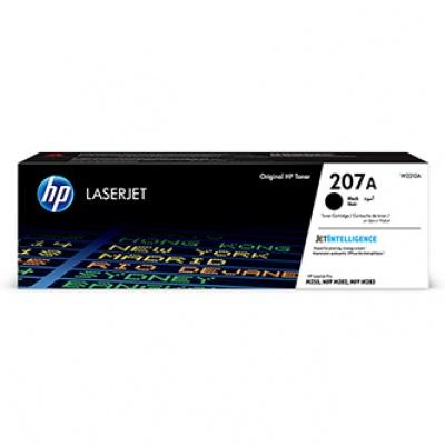 HP originální toner W2210A, black, HP 207A, HP